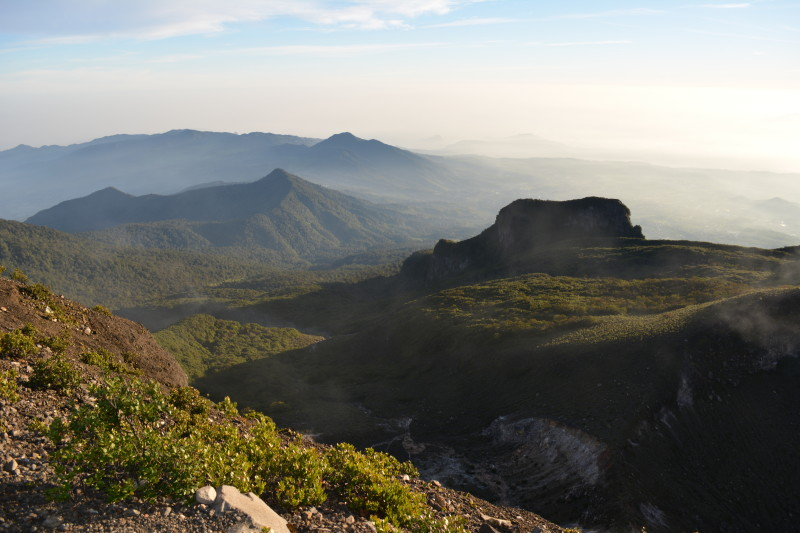 C) Gunung Gede (97)